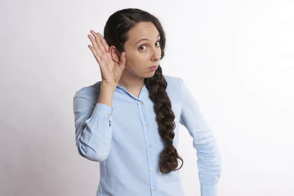 Hearing problems caused by stress