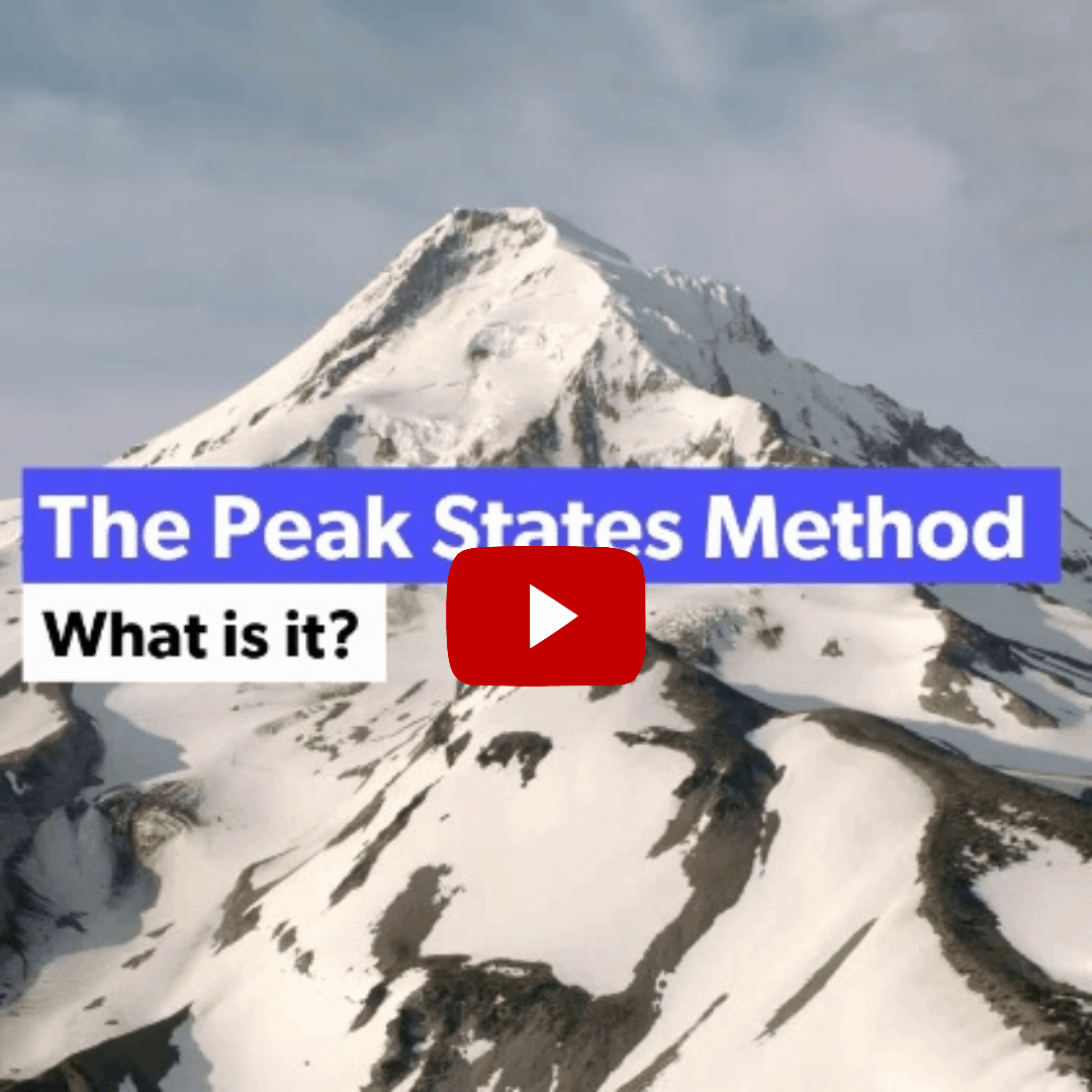 What is Peak States Therapy Method Video